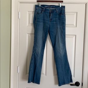 Old Navy Flare Jeans women's
